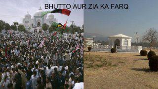 bhutto zia