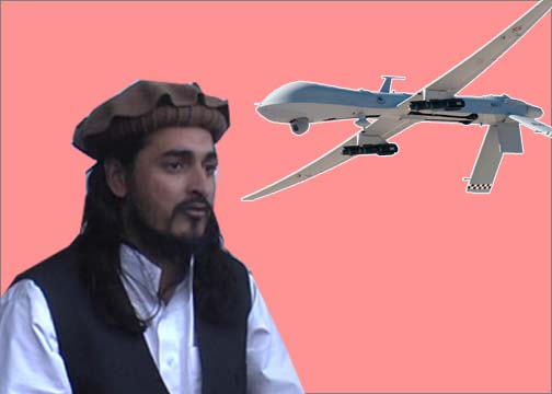 Drone attacks are a result of a joint strategy of CIA and ISI to hit 'bad Taliban'