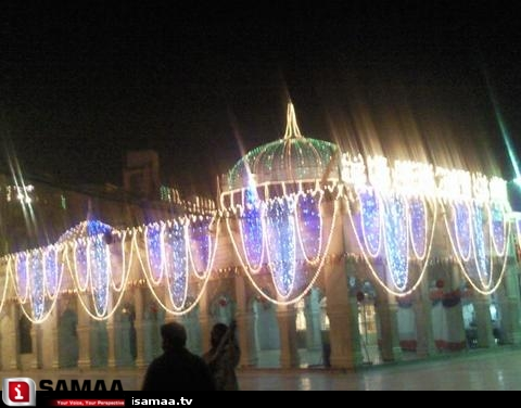 Baba Farid shrine