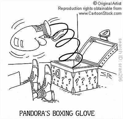 We Beg You To Open The Pandora Box Mr Cjp
