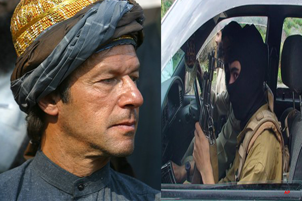 PTI in defense of Taliban – by A Z – LUBP