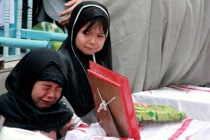 Innocent Hazara kids