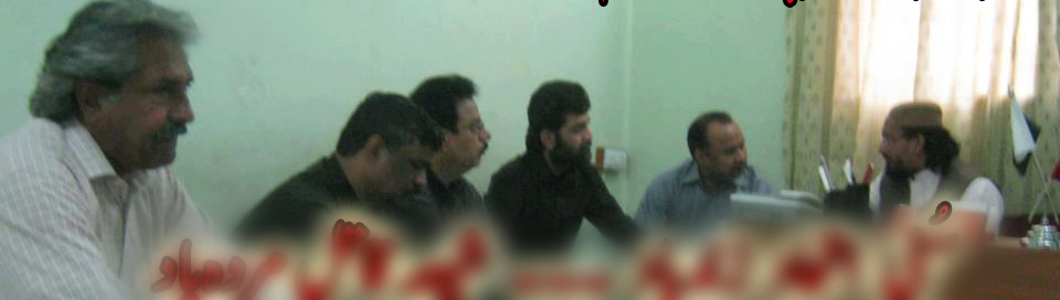Picture of MQM meeting with ASWJ-LeJ leader Farooqi and a day later, twin blasts in Shia neighborhood Abbas Town Karachi. Farooqi is the same Deobandi militant who publicly said we will make it so tough for Shia to live here that they will nervously ask where do we go now.