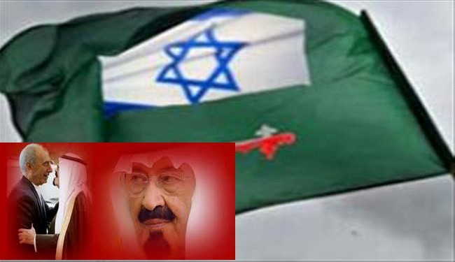 Israel, Saudi ink deal to arm Syria militants