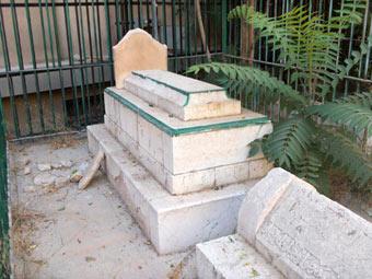 IbnTamiyyah Grave
