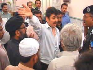 Known case of stifling minority shareholders by JS http://tribune.com.pk/story/531787/js-shareholders-dispute-breaks-down-into-a-brawl/