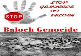 stop baluch genocide
