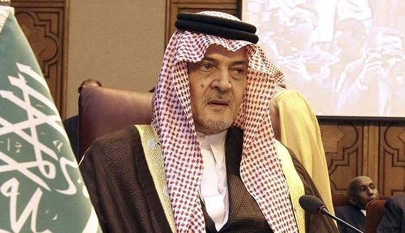Saudi Arabia's Foreign Minister Prince Saud al-Faisal attends the opening of an Arab foreign ministers meeting in Cairo, March 9, 2014. (photo by REUTERS) Read more: http://www.al-monitor.com/pulse/originals/2014/05/saudi-arabia-iran-region-deescalation.html##ixzz320x9SGDy