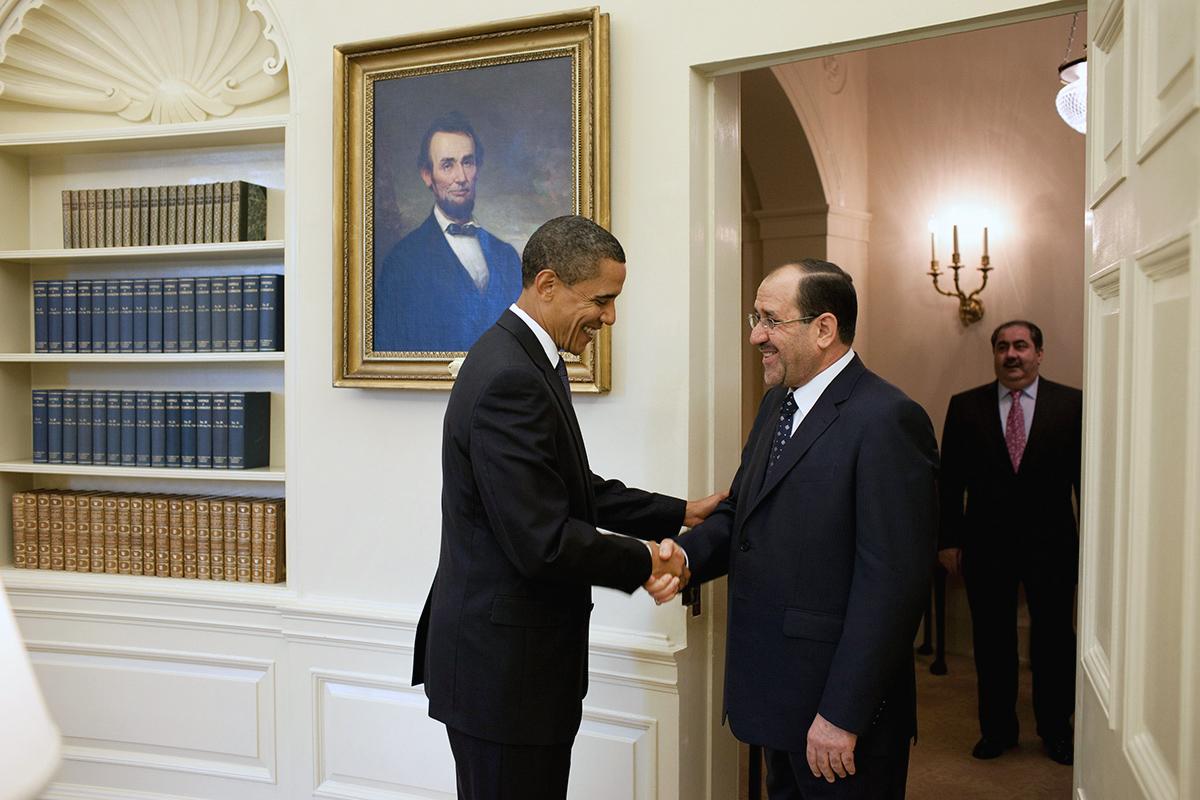 Barack-Obama-Nouri-al-Maliki