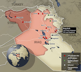 Iraq ISIS control 6-14