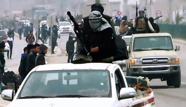 ISIL opens clandestine branch in Jordan: reports