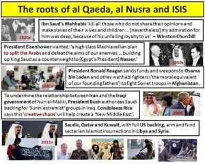 alqaeda and isis