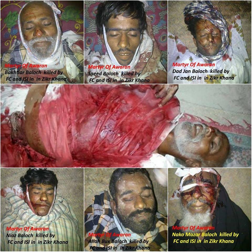Baloch killed