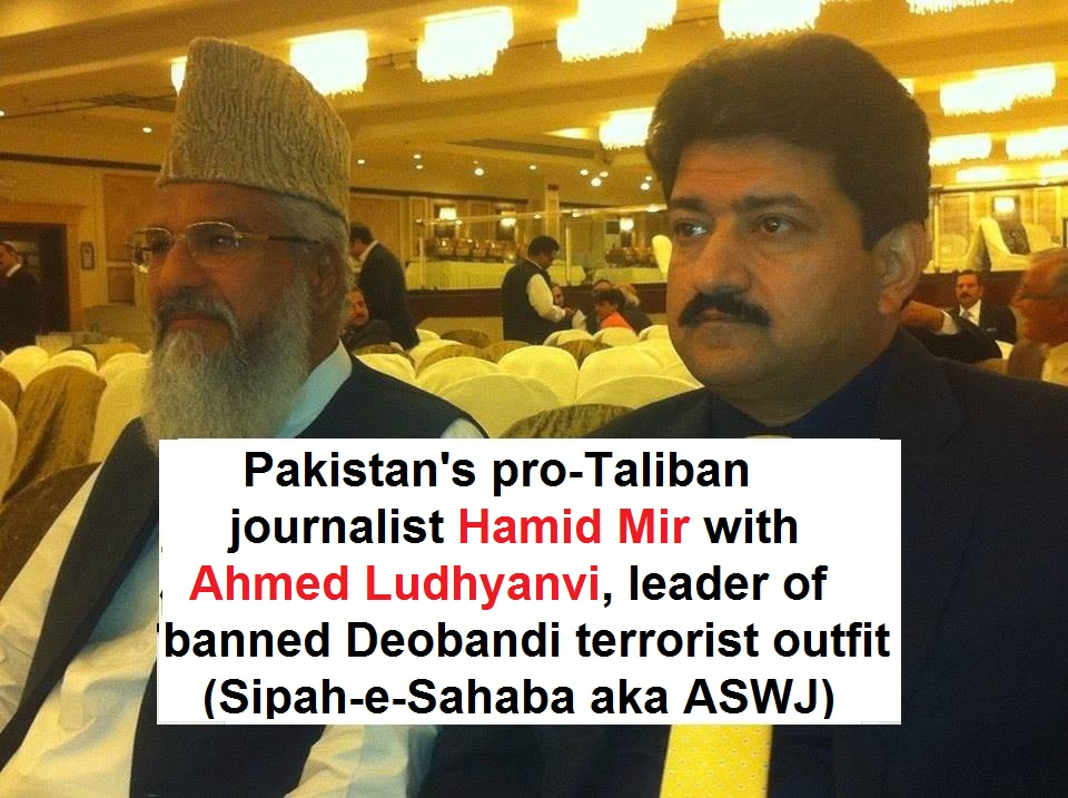 Hamid Mir and Lidhanvi